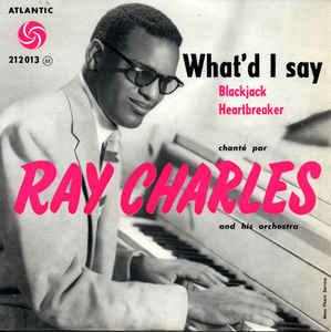 MP3: Ray Charles - What'd I Say