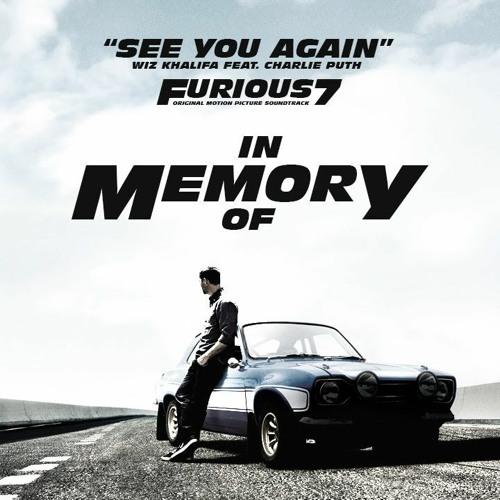 MP3:  Wiz Khalifa - See You Again ft. Charlie Puth