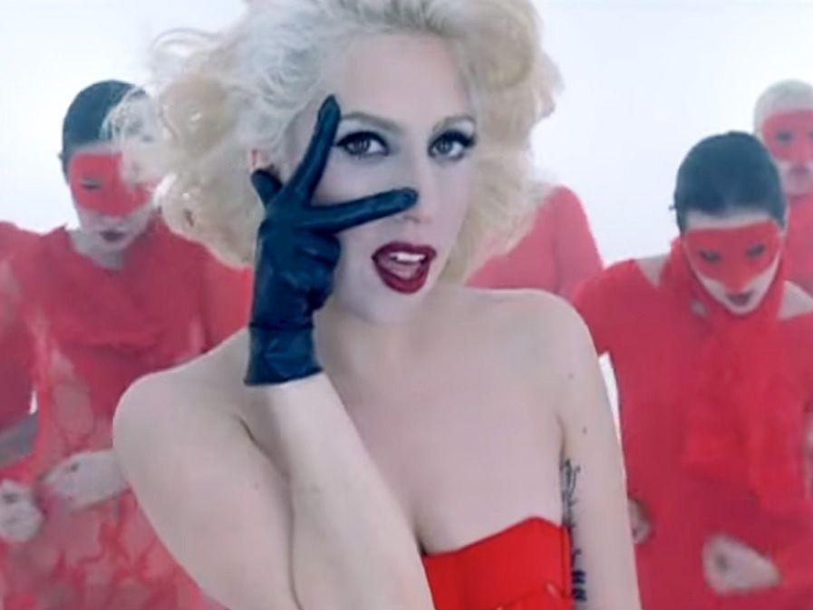 MP3: Lady Gaga - Is That Alright?