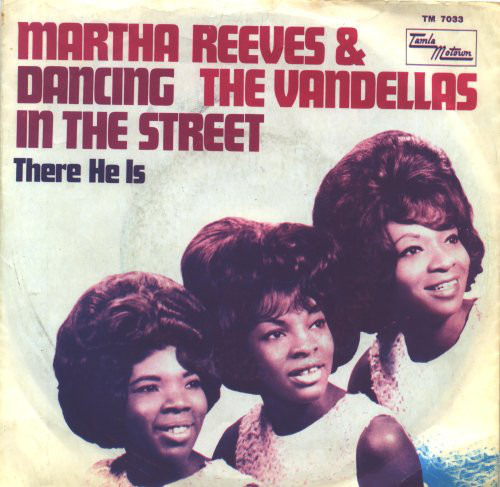 MP3: Martha & The Vandellas - Dancing in the Streets