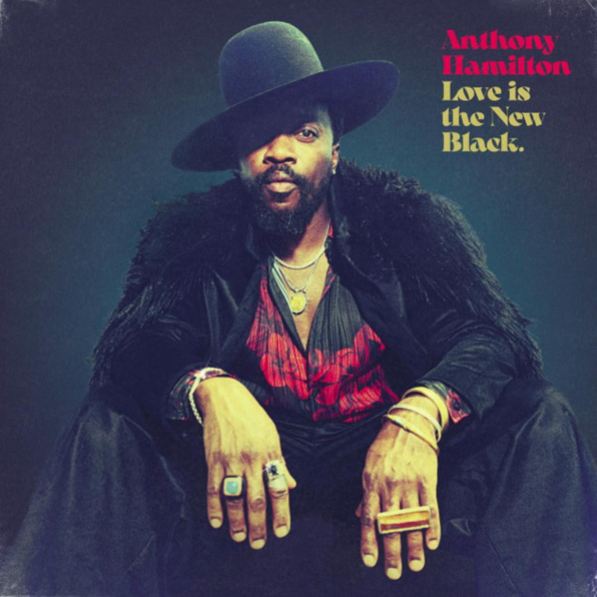 MP3: Anthony Hamilton - Real Love Ft. Rick Ross