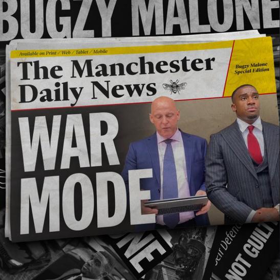 MP3: Bugzy Malone - War Mode