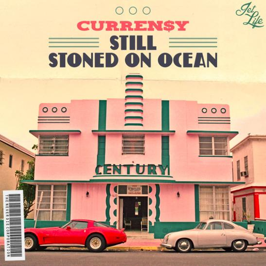 MP3: Curren$y - Angels On The Hood