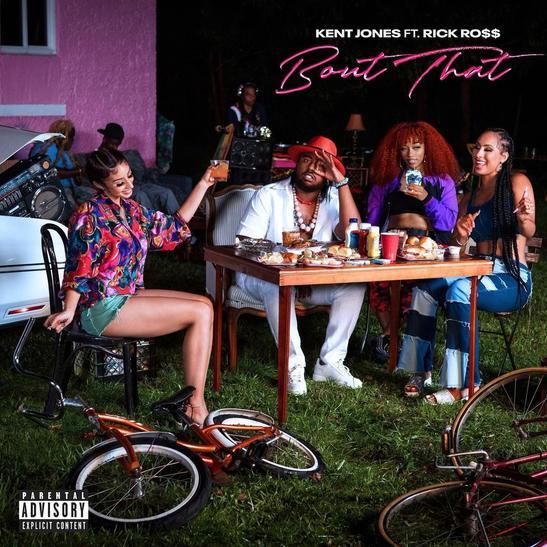 MP3: Kent Jones - Bout It Ft. Rick Ross