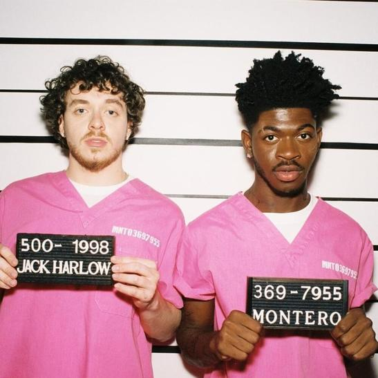 MP3: Lil Nas X - INDUSTRY BABY (EXTENDED) Ft. Jack Harlow