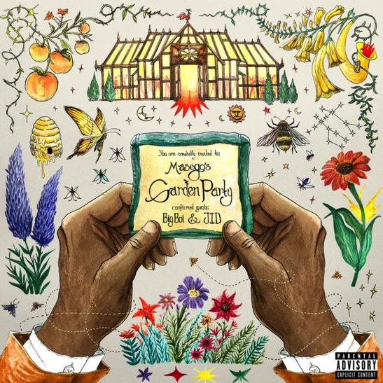 MP3: Masego - Garden Party Ft. Big Boi & J.I.D