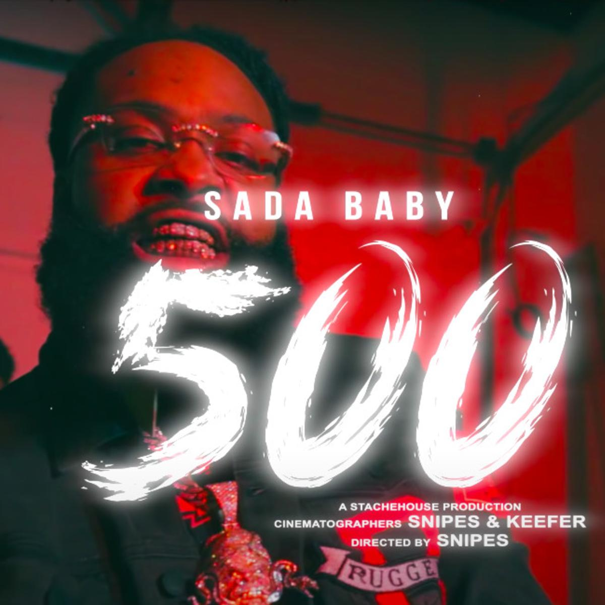 MP3: Sada Baby - 500
