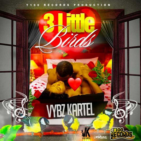 MP3: Vybz Kartel - 3 Little Birds